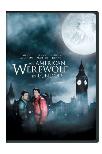 An American Werewolf In London Naughton Dunne Agutter DVD R