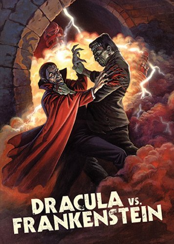 Dracula Vs. Frankenstein Chaney Naish Vorkov Nr Ws