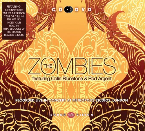 Zombies Live In Concert At Metropolis Incl. DVD