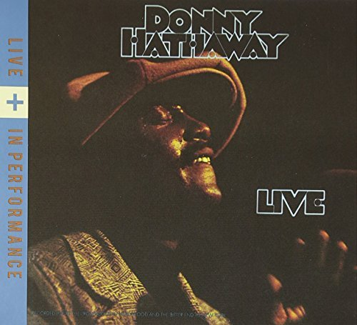 Donny Hathaway Live + In Performance 2 CD