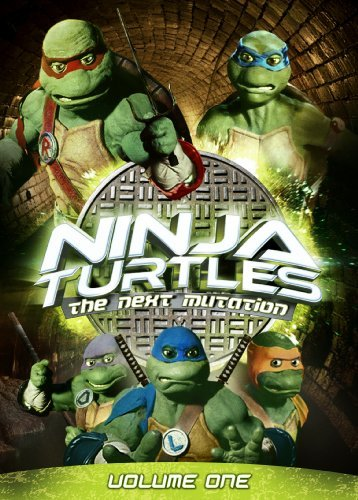 Ninja Turtles The Next Mutati Ninja Turtles Next Mutation Tvy7 2 DVD