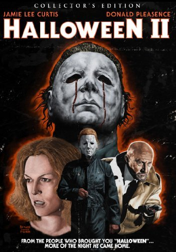 Halloween 2 Curtis Pleasence R 2 DVD