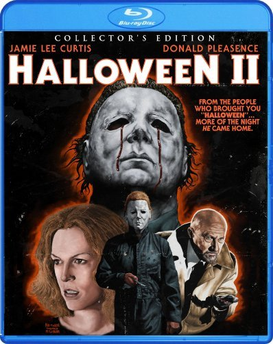 Halloween 2 Curtis Pleasence Blu Ray DVD R