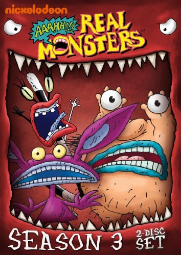 Aaahh!!! Real Monsters Season 3 Nr 2 DVD