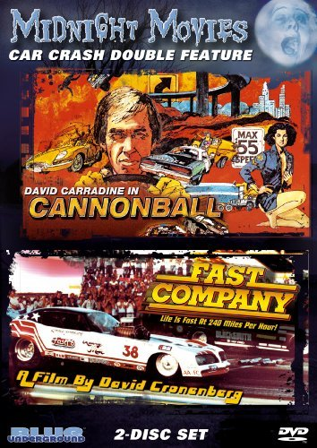 Midnight Movies Vol. 6 Car Crash Double Featur Ws R 2 DVD