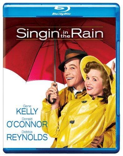 Singin' In The Rain Reynolds O'connor Kelly Blu Ray Nr