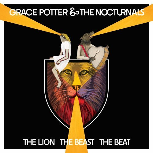 Grace & The Nocturnals Potter Lion The Beast The Beat
