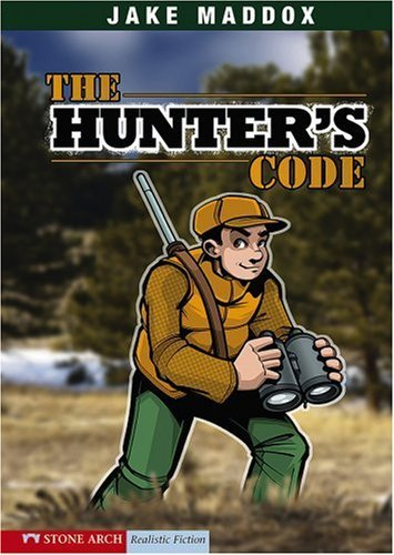 Jake Maddox The Hunter's Code