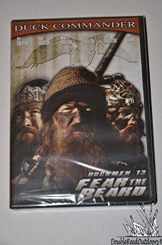 "Duck Commander Duckmen 13 ""fear The Beard"""