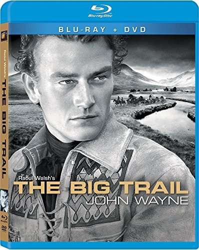 Big Trail Wayne Power Churchill Blu Ray Ws Pg Inc. DVD