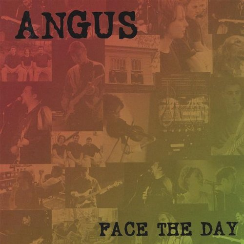 Angus Face The Day