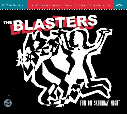 Blasters Fun On Saturday Night
