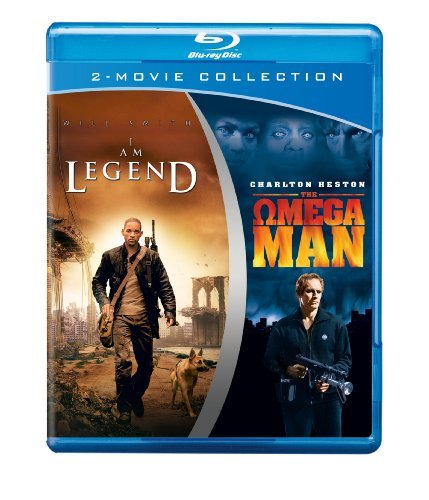 I Am Legend Omega Man I Am Legend Omega Man Blu Ray Ws Nr