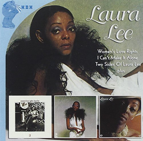 Laura Lee Woman's Love Rights I Can't Ma Import Gbr 2 CD