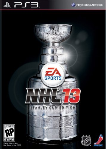 Ps3 Nhl 13 Stanley Cup Collector's Edition E10+