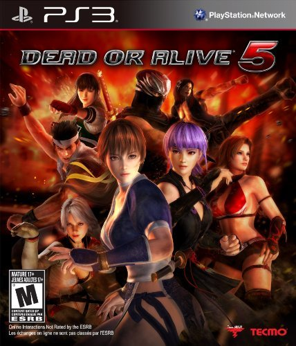 Ps3 Dead Or Alive 5 M