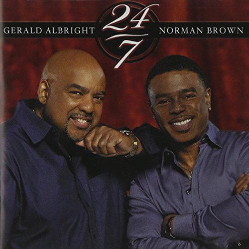 Gerald & Norman Brown Albright 24 7