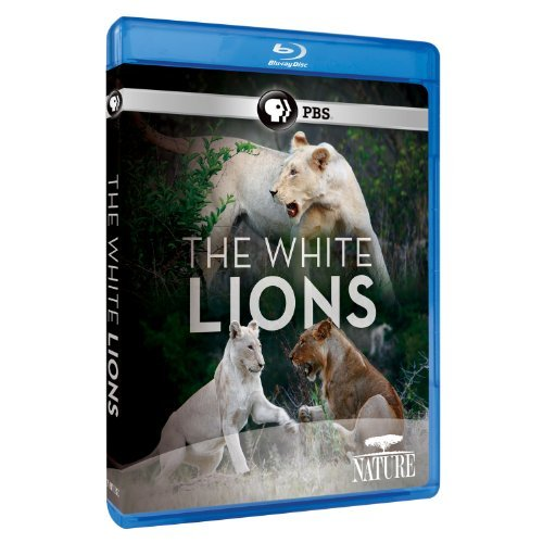 White Lions Nature Blu Ray Ws Nr