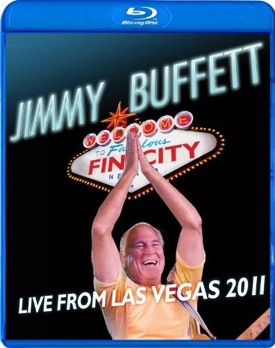Jimmy Buffett Welcome To Fin City Live From Las Vegas 2011 Incl. Blu Ray