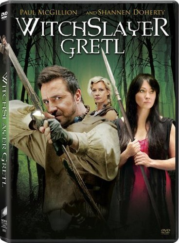 Witchslayer Gretl Doherty Ullerup Mcgillion Aws Nr