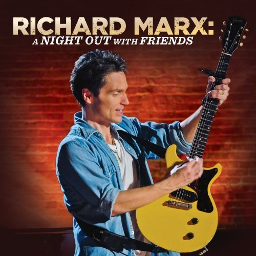 Richard Marx Night Out With Friends Deluxe Ed. Incl. DVD