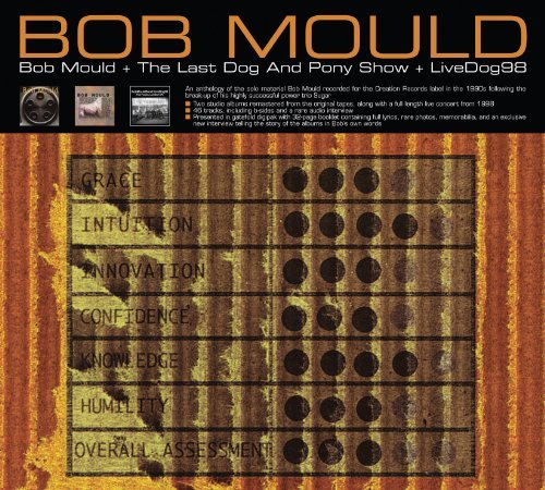 Mould Bob Bob Mould (hubcap) Last Dog & Import Gbr 3 CD