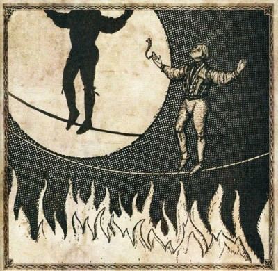 Firewater Man On The Burning Tightrope