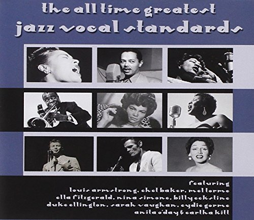 All Time Greatest Jazz Vocal S All Time Greatest Jazz Vocal S 3 CD
