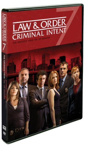 Law & Order Criminal Intent Season 7 Nr 5 DVD
