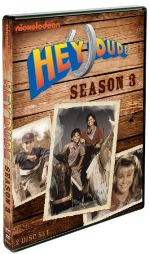 Hey Dude Season 3 DVD Nr 2 DVD