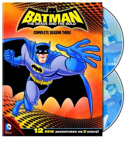 Batman The Brave & The Bold Season 3 Nr 2 DVD