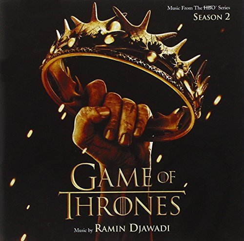 Ramin Djawadi Game Of Thrones Season Two (sc Music By Ramin Djawadi