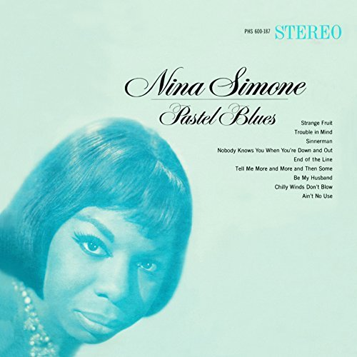 Nina Simone Pastel Blues Import Eu 180gm Vinyl
