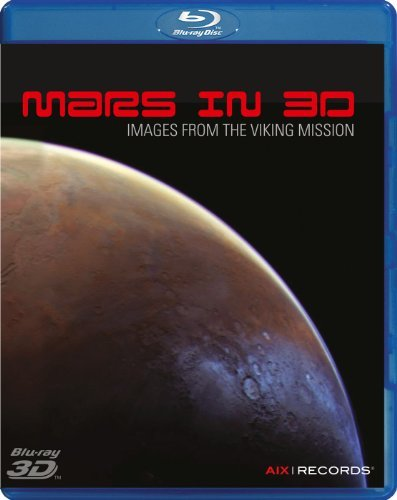 Mcnabb Schottstaedt Mars In 3d Images From The Vi Blu Ray Ws Mcnabb Schottstaedt