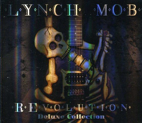 Lynch Mob Revolution Deluxe Collection 3 CD