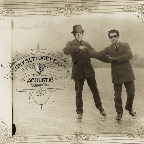 Joey & Tony Sly Cape Vol. 2 Acoustic Incl. Download Card