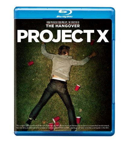 Project X (2012) Mann Brown Cooper Blu Ray Ws R