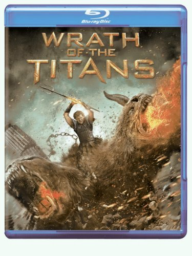 Wrath Of The Titans Worthington Neeson Fiennes Hus Blu Ray Ws Nr