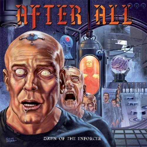 After All Dawn Of The Enforcer Import Gbr Import Eu