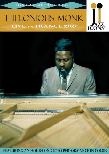 Monklonius Jazz Icons Thelonius Monk Live