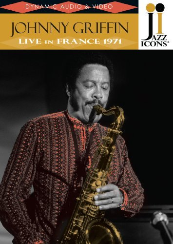 Johnny Griffin Jazz Icons Johnny Griffin Live