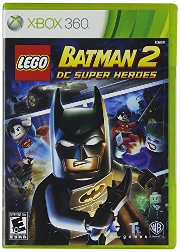 Xbox 360 Lego Batman 2 Whv Games E10+