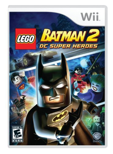 Wii Lego Batman 2 Whv Games E10+
