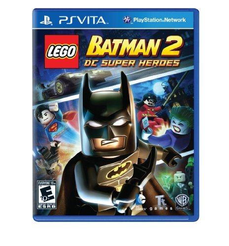 Psv Lego Batman 2 Whv Games E10+