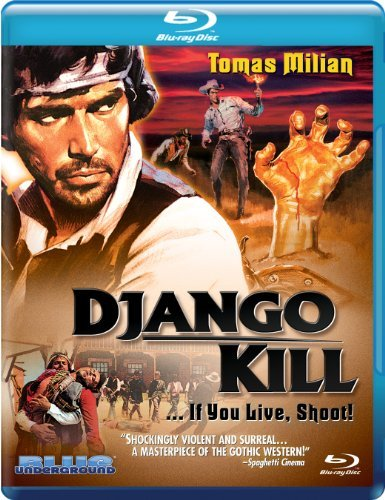 Django Kill If You Live Shoot! Milian Lovelock Lulli Nr
