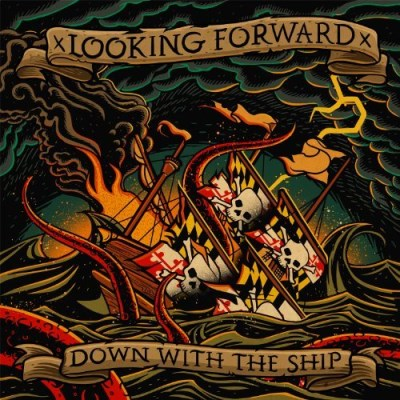 Looking Forward Down With The Ship Digipak