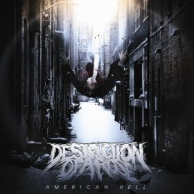 Destruction Of A Rose American Hell