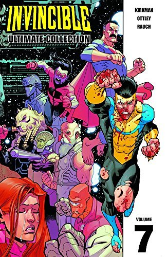 Robert Kirkman Invincible The Ultimate Collection Vol 7