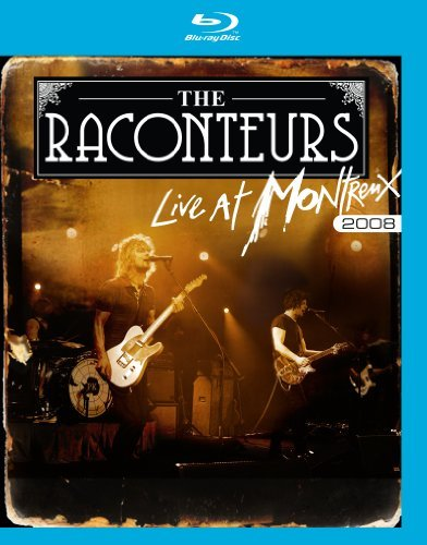 Raconteurs Live At Montreux 2008 Blu Ray