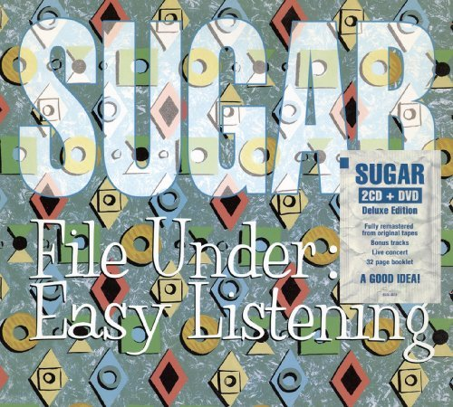 Sugar File Under Easy Listening De Import Gbr 2 CD Incl. DVD Digipak